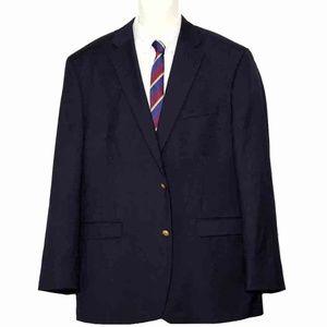 Ralph Lauren Navy Blue Blazer Men's Size 40L